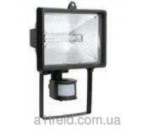 Прожектор ИО 150 Д (детектор) галогенные черный IP 54 ИЭК