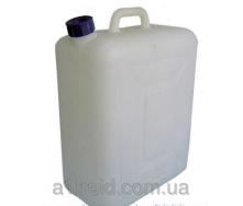 Канистра пластиковая пищевая 20 литров Прилуки