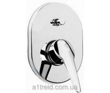Смеситель скрытый для ванны и душа JIKA Lyra Plus Джика Олимп