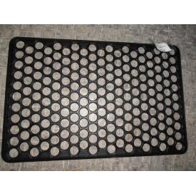 Килимок гумовий Стільники 40х60 мм