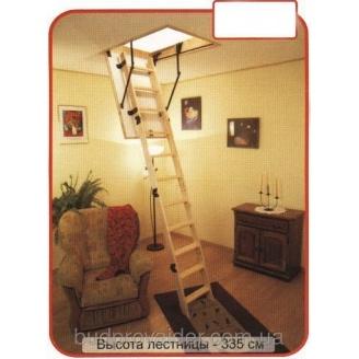Складная чердачная лестница Оман Termo Long