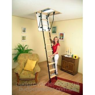 Складная чердачная лестница Oman Mini