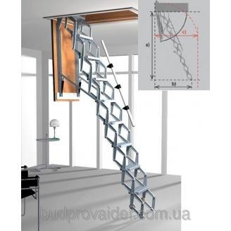 Чердачная лестница Roto Roto Scherentreppe Mini