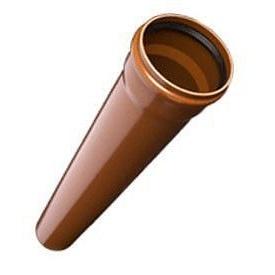 Труба канализационная ПВХ 160х3,2х3000 мм