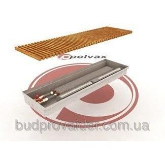 Конвектор принудительной конвекции с энергосберегающим вентилятором