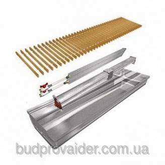 Конвектор принудительной конвекции, повышенной теплопроизводительности с энергосберегающим вентилятором