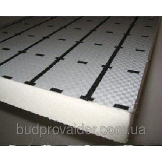 Теплый пол SanPol 1000x5000x20 мм серый
