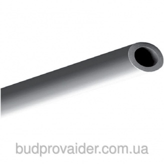 Труба полипропиленовая, PP-R/F, PN 20 бар, D=20 мм, серая