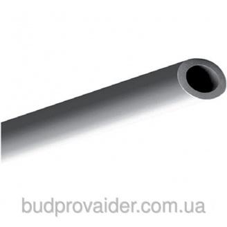 Труба полипропиленовая, PP-R/F, PN 20 бар, D=25 мм, серая
