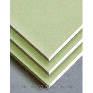 Гипсокартон стеновой 12,5 мм*1,20*2,0