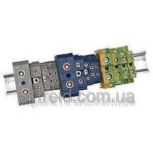Зажим наборный ЗНИ-35мм2 (JXB125А) серый ИЭК (шт.)