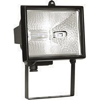 Прожектор ИО 1500 галогенные черный IP 54 ИЭК