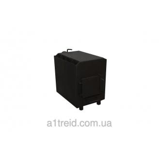 Печь с дополнительным дожигом пиролизного газа с варочной поверхностью 8-10 кВт