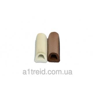 Уплотнитель самоклеющийся P, 100м, коричневый, Technics Ущільнювач самоклеючий P, 100м, коричневий, Technics