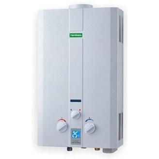 Газовая колонка водонагреватель Termaxi JSD 20W-A1 белая Термакс