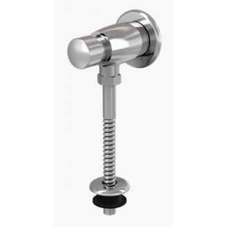 Кнопочный сливной вентиль для писсуара Алька Пласт ATS001
