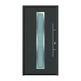Двери входные Hormann Thermo 65 700A Titan Metallic CH 703