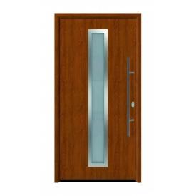 Двері вхідні Hormann Thermo 65 700A Golden Oak