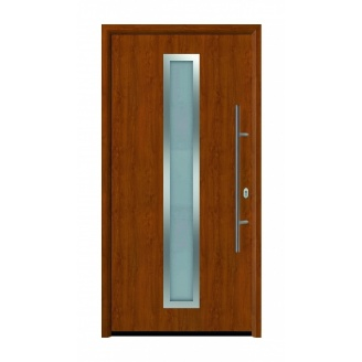 Двери входные Hormann Thermo 65 700A Golden Oak
