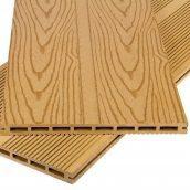 Террасная доска Polymer&Wood Privat 20x284x2200 мм дуб