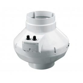 Вентилятор Вентс ВК 100 канальний 250 м3/год