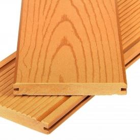 Террасная доска Polymer&Wood Massive 20x150x2200 мм бади
