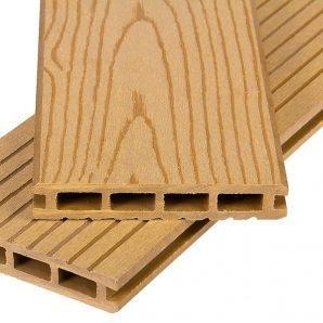Терасна дошка Polymer&Wood Premium 25x150x2200 мм венге дуб
