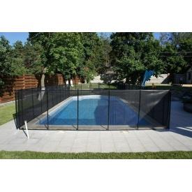 Детское сеточное ограждение для бассейна Shield Removable Fencing 26х21х141 см