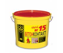 Грунт АРТИСАН Бетонконтакт №-15 10 кг