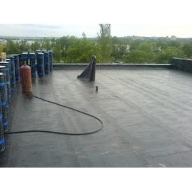Облаштування даху єврорубероїдом