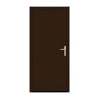 Двери входные Hormann Thermo 46 010 RAL 8028 коричневый