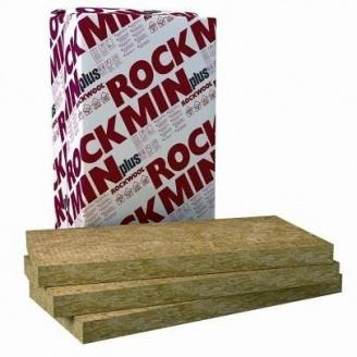 Минеральная вата Rockwool Rockmin Plus 100x610x1000 мм