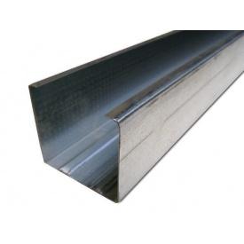 Профиль для гипсокартонных перегородок СW-50 3 м