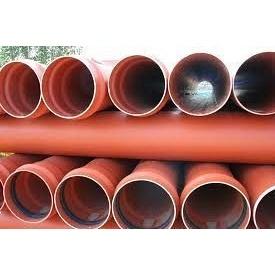 Труба канализационная ПВХ SN-4 500х12,3 мм