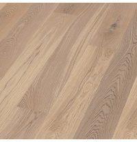 Паркетна дошка BOEN Plank односмугова Дуб Animoso небраширована 2200х181х14 мм вибілена масло