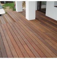Террасная доска Real Deck Ипе гладкая 21х145 мм
