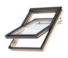 Мансардное окно VELUX OPTIMA Стандарт GZR 3050 CR04 деревянное 550х980 мм