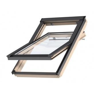 Мансардное окно VELUX OPTIMA Стандарт GZR 3050 FR06 деревянное 660х1180 мм