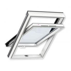 Мансардное окно VELUX Оптима GLP 0073B CR02 пластиковое 550х780 мм