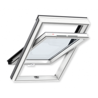 Мансардное окно VELUX OPTIMA Комфорт GLP 0073B SR06 пластиковое 1140х1180 мм