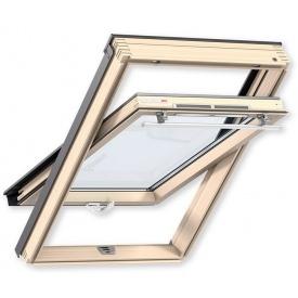 Деревянное мансардное окно Velux GZR 3050 MR06 78x118 см