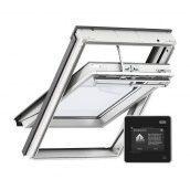 Мансардное окно VELUX PREMIUM INTEGRA GGU 007021 CK04 влагостойкое 550х980 мм