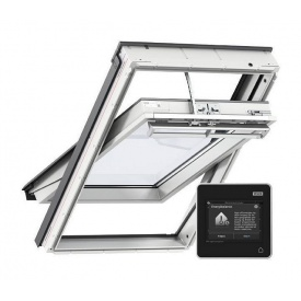 Мансардное окно VELUX Премиум INTEGRA GGU 006621 МK08 влагостойкое электро управляемое 780х1400 мм
