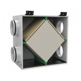 Пластинчастий рекуператор Vents ПР 160 G-4