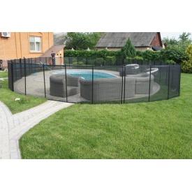 Защитное ограждение Baby Shield для бассейна 120 см