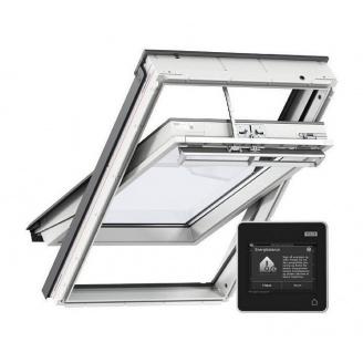Мансардное окно VELUX PREMIUM SOLAR GGU 007030 МK10 влагостойкое 780х1600 мм