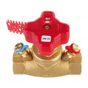 Балансировочный вентиль HERZ STROMAX-GM-BS 4217 GM-BS DN25 (1421733)