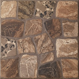 Керамічна плитка Cersanit PAMIR БРАУН 32,6х32,6 см