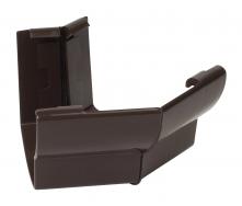Кут ринви 135° зовнішній Nicoll 28 OVATION 125 мм коричневий