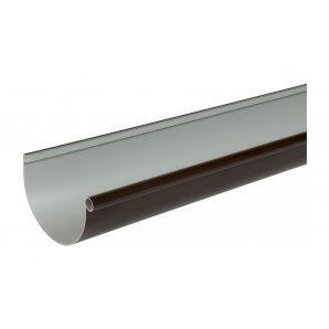 Желоб водосточный Nicoll 25 ПРЕМИУМ 115 мм коричневый